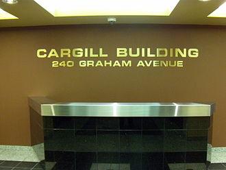 Cargill Ltd. - Cargill Building, Winnipeg