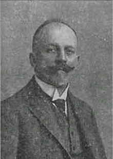Description de l'image Carl Dietrich Harries ca1916.jpg.