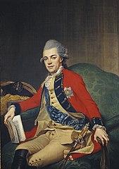 Carl Ludwig Friedrich (1741-1816), Duke of Mecklenburg-Strelitz, later Carl II, Grand Duke of Mecklenburg-Strelitz