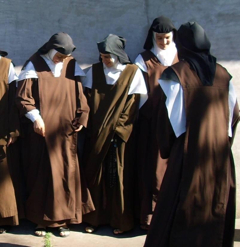 Carmelitas de la comunidad de Nogoyá