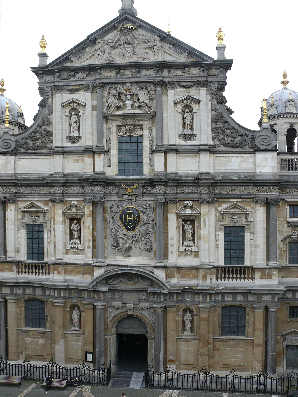 St Charles Borromeo Church Antwerp