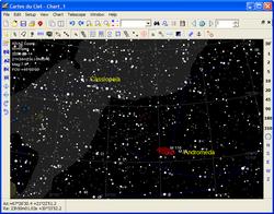 Screenshot of Version 3 beta 0.1.0