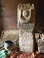 Carved Stone Object With Crescent Moon, Yeha, Ethiopia (3146613382).jpg