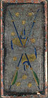 Cary-Yale Tarot deck - Two of Arrows.jpg