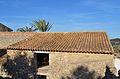 Casa fortificada de la Benitzaina, teulada.JPG