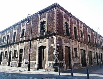 La Merced (neighborhood) - Casa Talavera