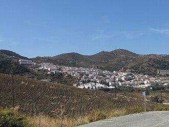 Casabermeja - Image: Casabermeja vista