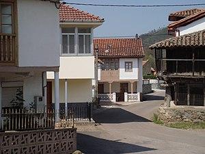Grado, Asturias - Image: Casastipicas