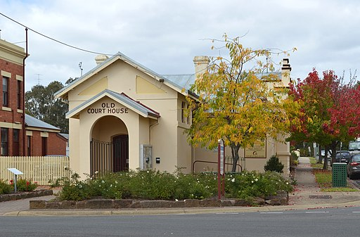 Casterton Old Court House 002