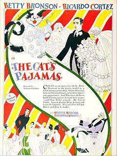 <i>The Cats Pajamas</i> 1926 film