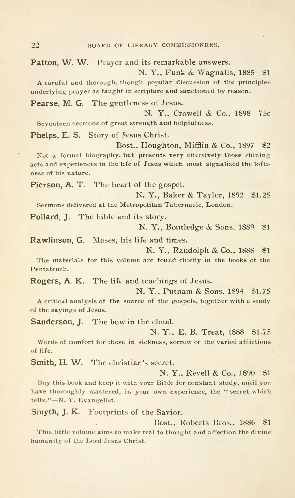 Page Catalogue Of Books Suitable For A Popular Library Djvu 32
