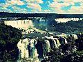 Cataratas do Iguaçu - Queda das águas.JPG
