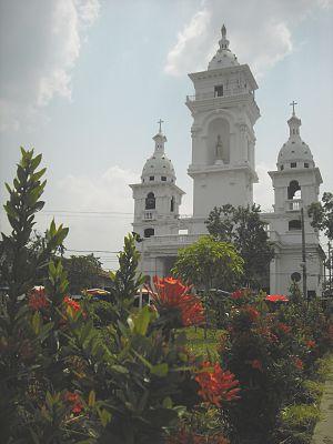 Zacatecoluca, La Paz - Image: Catedral Nuestra Señora de los Pobres