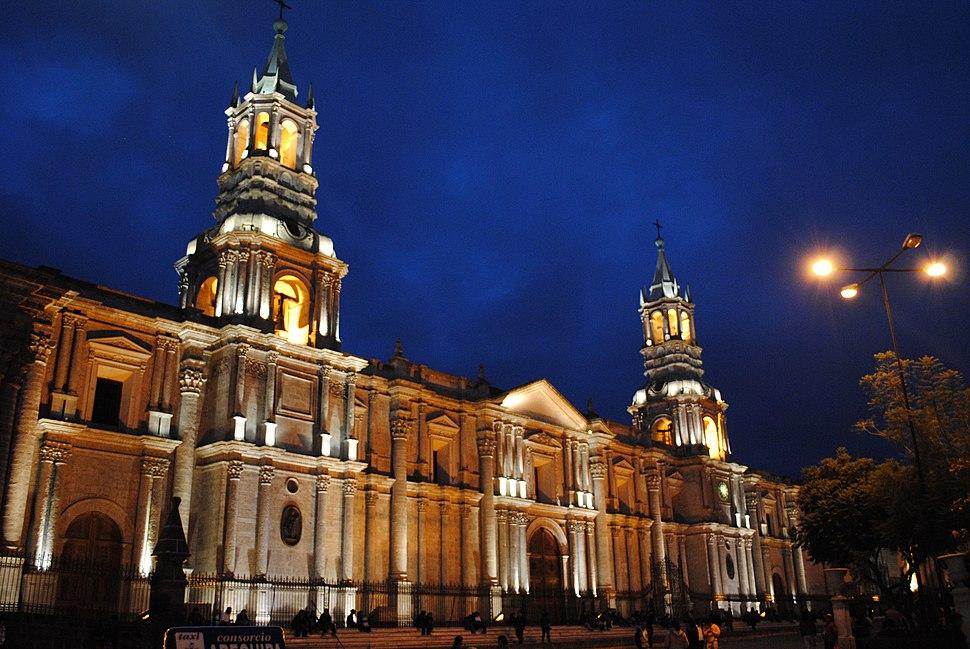 Catedral de Arequipa, Per%C3%BA