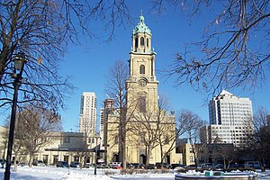 Cathedral of St. John the Evangelist (Milwaukee) - Cathedral of St. John the Evangelist