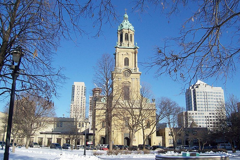 Cathedral of St. John the Evangelist, Milwaukee, WI