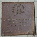 Cauberg Hill of Fame World Cycling Champion 1998 Leontien van Moorsel.jpg