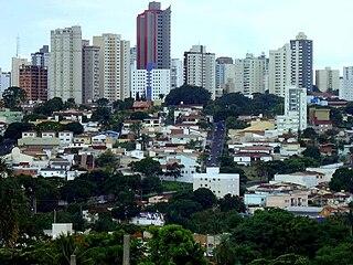 Uberlândia Municipality in Southeast, Brazil