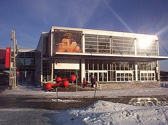 Montreal Science Centre - Image: Centre des Sciences Montréal