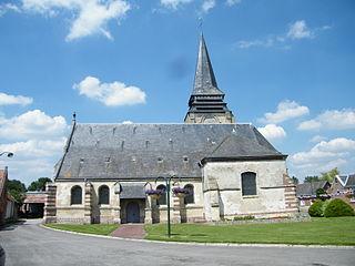 Cerisy Commune in Hauts-de-France, France