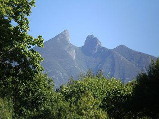 Cumbres de Monterrey National Park Mexican national park