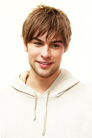 Chace Crawford - Crawford at Nintendo's Mario Kart Wii launch party, April 2008