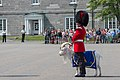 Changing the Guard ceremony in Québec during the summer 02.jpg