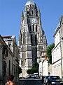 Charente-Maritime Saintes Eglise Saint-Pierre Clocher - panoramio.jpg