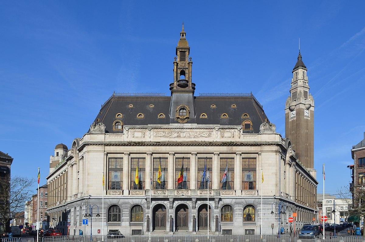 Hotel Charleroi Centre Ville