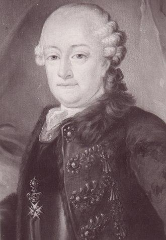 Charles Pierre Claret de Fleurieu - Portrait of Charles-Pierre de Fleurieu