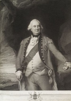 Benjamin Smith (engraver) - Charles Cornwallis, 1st Marquess Cornwallis, by Benjamin Smith after John Singleton Copley, 1798. National Portrait Gallery.