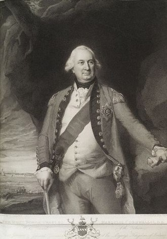 Benjamin Smith (engraver) - Charles Cornwallis, 1st Marquess Cornwallis, by Benjamin Smith after John Singleton Copley, 1798. National Portrait Gallery.