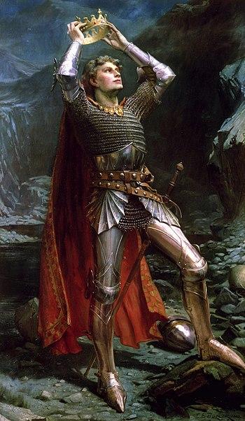 Risultati immagini per king arthur charles ernest butler