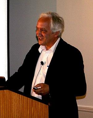 Charles Landry - Charles Landry in July 2011