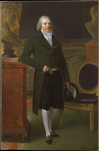 Before the Revolution - The film is based on a saying by Talleyrand