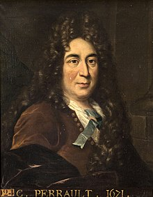 Charles Perrault, um 1690 (Quelle: Wikimedia)