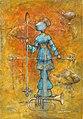 Chef - Yousef Abdinejad - Acrylic on canvas - 35×50 cm.jpg