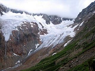 Chelen Glacier