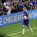 Chelsea 2 Bolton Wanderers 1 Chelsea progress to the next round of the Capital One cup (15351550282).jpg