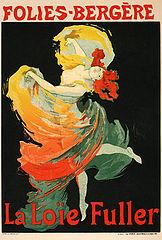 Cheret, Jules - La Loie Fuller (pl 73)