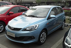 Chery Fulwin 2 hatch facelift China 2014-04-15.jpg
