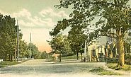 Chester Street looking East, Chester, NH