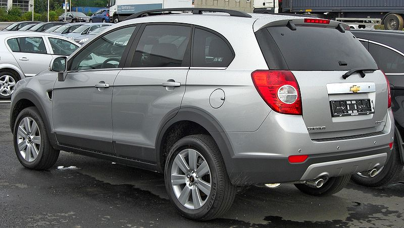 Chevrolet  (official topic) 800px-Chevrolet_Captiva_rear