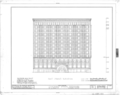 Chicago Stock Exchange Building, 30 North LaSalle Street, Chicago, Cook County, IL HABS ILL,16-CHIG,36- (sheet 3 of 4).png