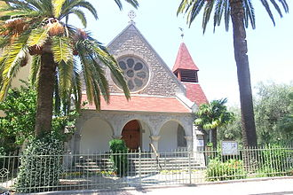 Bordighera - An Evangelical church in Bordighera