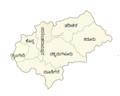 Chikmagalur taluks map1.png