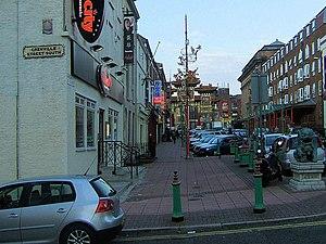 Chinatown, Liverpool - Chinatown, Liverpool City Centre