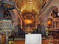 Choeur de l' Eglise St Cornely à Carnac.JPG