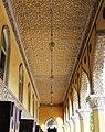 Chowmahalla palace passage view.jpg