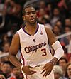Chris Paul playing for the Los Angeles Clippers in 2013